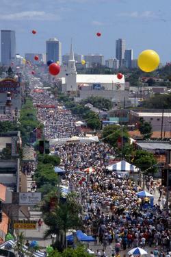 Calle Ocho Festival, 1991
