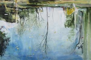 Pool, Zurich, 2013 by Calum McClure