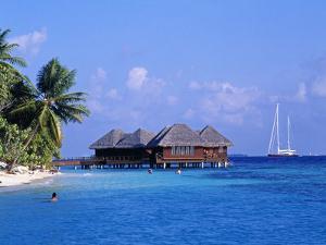 Maldive Islands, Indian Ocean by Calum Stirling