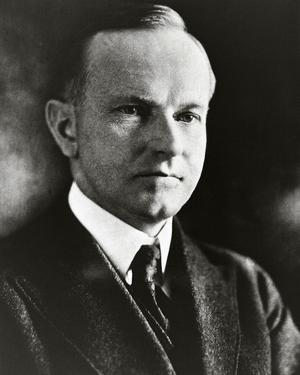 Calvin Coolidge, 30th President of the United States