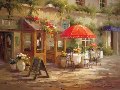 Café Beau Monde by Calvin Stephens