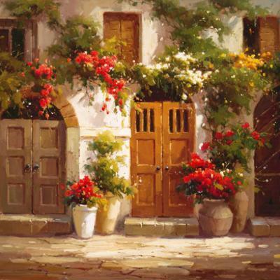 Doorways to the Garden by Calvin Stephens