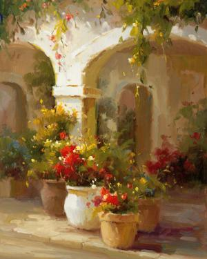 Summer Flowers by Calvin Stephens