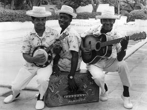 Calypso Band Members, C.1965
