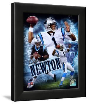 Cam Newton 2011 Portrait Plus