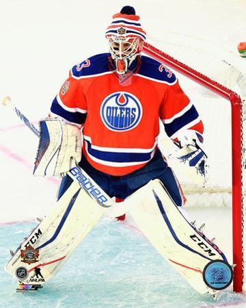 Cam Talbot 2016 NHL Heritage Classic