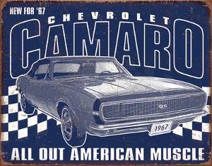 Camaro - 1967 Muscle