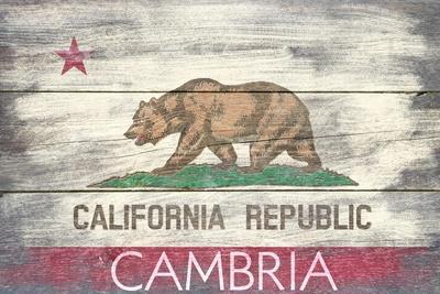 https://imgc.allpostersimages.com/img/posters/cambria-california-barnwood-state-flag_u-L-Q1GQLFZ0.jpg?p=0