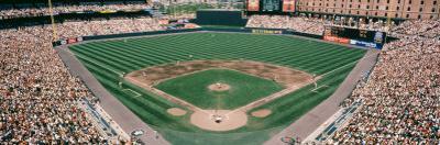 Camden Yards Baseball Field Baltimore, MD