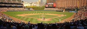 Camden Yards Baseball Game Baltimore Maryland, USA
