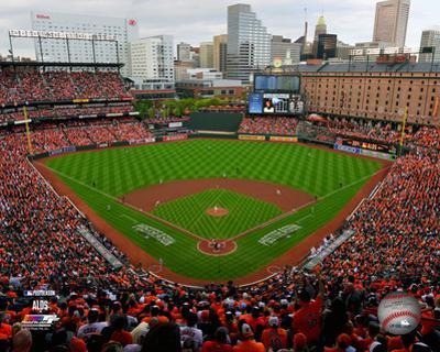 Camden Yards Game 1 of the 2014 American League Division Series