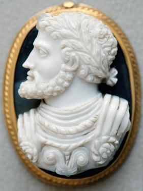 Cameo of Charles V, Holy Roman Emperor