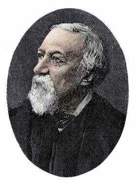 Robert Browning by Cameron and Smith