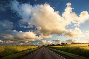Central Oahu Road by Cameron Brooks