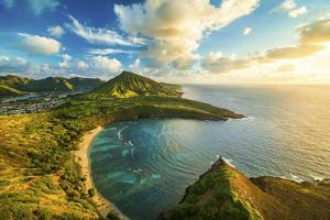Hanauma Bay Sunrise by Cameron Brooks