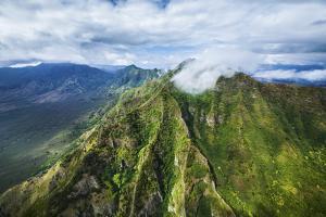Waianae Peak by Cameron Brooks