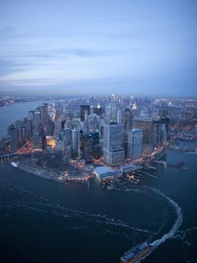 South Ferry, Manhattan by Cameron Davidson
