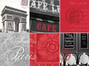 J'Adore Paris by Cameron Duprais