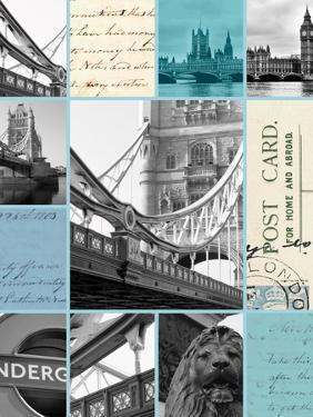 London Postcards by Cameron Duprais