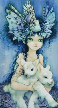 Lions and Lambs by Camilla D'Errico