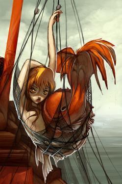 The Mermaid by Camilla D'Errico