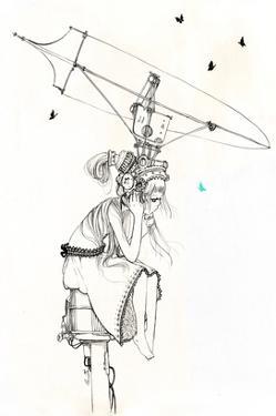 The Plane by Camilla D'Errico