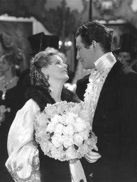 Camille by George Cukor, based on a novel by Alexandre Dumas son, with Greta Garbo, Robert Taylor,