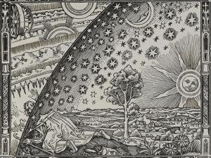 The Sun, Moon and Stars by Camille Flammarion