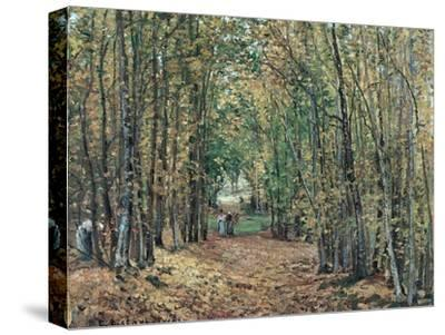 The Woods at Marly, 1871