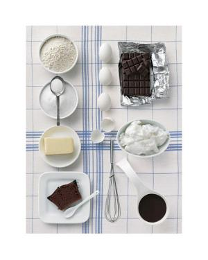 Chocolate Cake by Camille Soulayrol