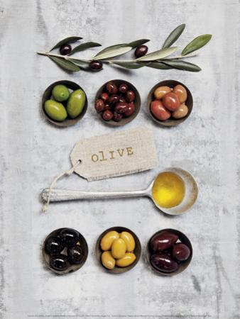 Olive by Camille Soulayrol