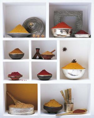 Spices of Life by Camille Soulayrol