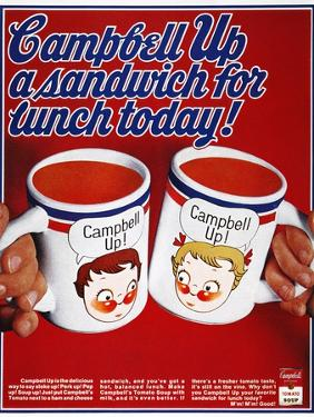 Campbell's Soup Ad, 1969