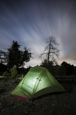 Camping under the Clouds and Stars in Cleveland National Forest, California