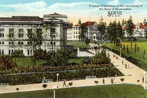 Campus, University of Washington