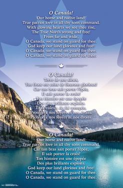 CANADA - NATIONAL ANTHEM