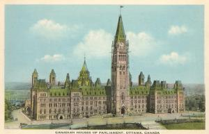 Canadian Houses of Parliament, Ottawa