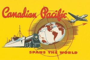 Canadian Pacific Spans the World