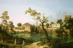 Padua by Canaletto