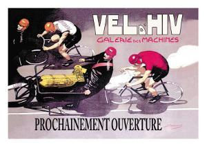 Vel d'Hiv Gallery of Machines: Opening Soon by Cancaret