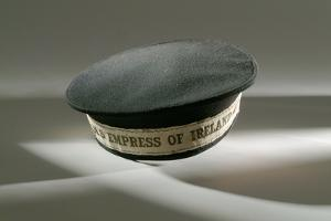Cap Band from the Cpr Steamer 'Empress of Ireland' by Candido Lopez