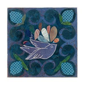 Birds in Spring III by Candra Boggs