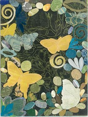 Butterfly Garden II by Candra Boggs