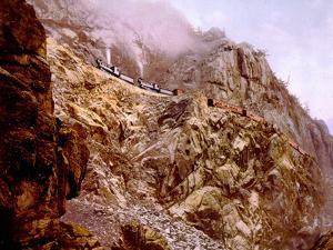 Canon of the Rio Las Animas, Colorado