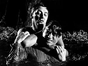 Cape Fear, Robert Mitchum, Gregory Peck, 1962