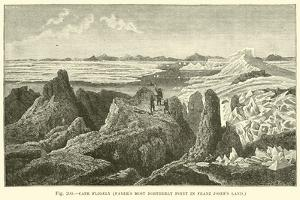 Cape Fligely, Payer's Most Northerly Point in Franz Josef's Land