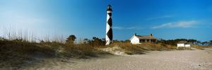 Cape Lookout Lighthouse, Outer Banks, North Carolina, Usa