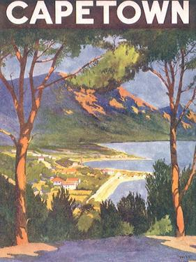 Capetown Poster, c.1930