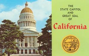 Capitol and Seal, Sacramento