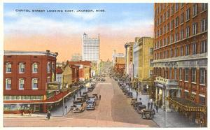 Capitol Street, Jackson, Mississippi